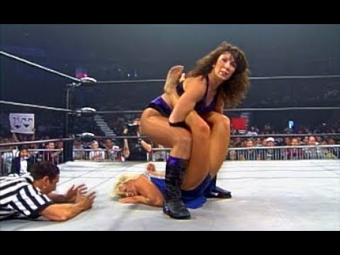 720pHD: WCW Thunder 072299  Mona vs. Brandi Alexander