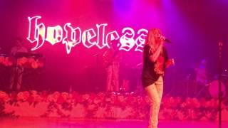 Halsey - Bad At Love (Live Alcatraz, Milan - 27/06/17)