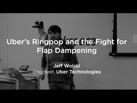 Uber's Ringpop and the Fight for Flap Dampening