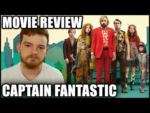 CAPTAIN FANTASTIC - Movie Review | Cinema Scumbags
