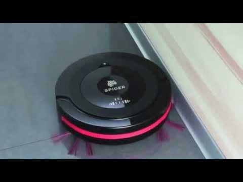 dirt-devil-m607-saugroboter-spider-test