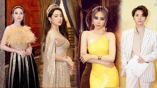 Nhã Phương, Nam Em, Lan Ngọc ĐỌ SẮC không kém cạnh dàn sao Việt tại Harper's Bazaar Star Awards 2019