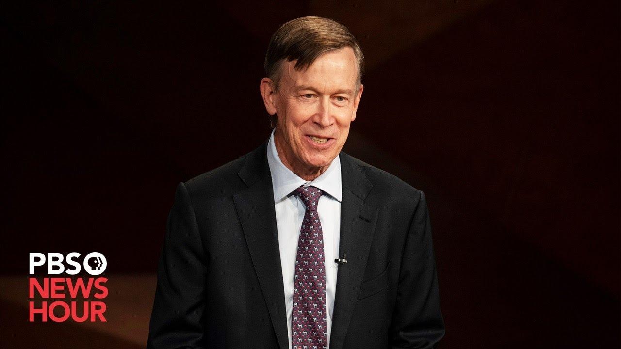 Download WATCH: Former Gov. John Hickenlooper gives victory speech in Colorado Senate race