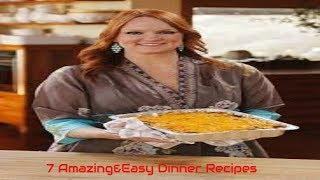 7 Amazing&Easy🍱🍱 Dinner Recipes