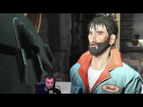 Im Hotel - Far Harbor DLC Fallout4 (Livestream 20.05 1/2)