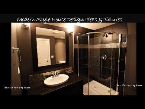 Bathroom renovation designs australia | Modern washroom & showering area design picture