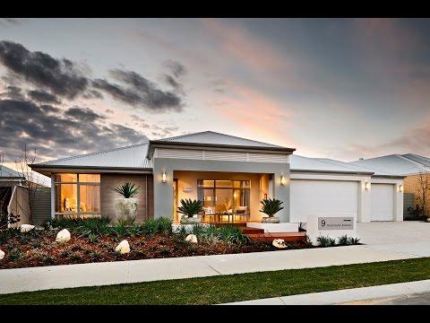 Archipelago II - Modern New Home Designs - Dale Alcock Homes