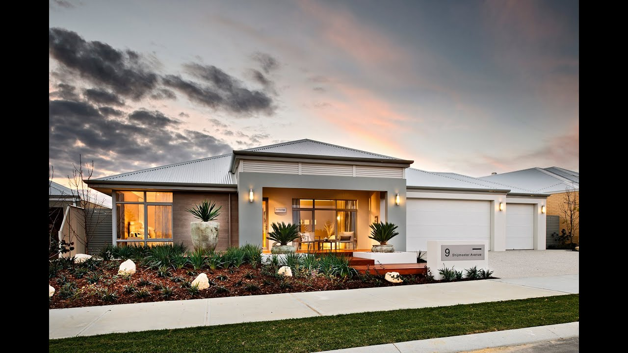 Archipelago Ii Modern New Home Designs Dale Alcock