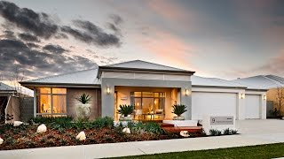 Archipelago Ii   Modern New Home Designs   Dale Alcock Homes