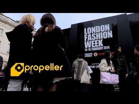 London Fashion Week AW14 Part 2