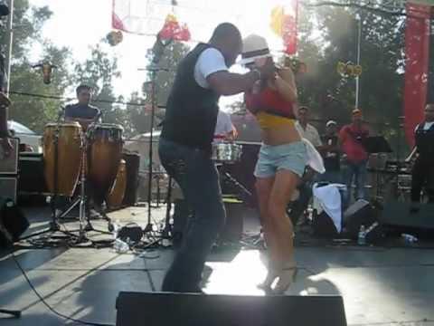 Salsa Colombiana al ritmo de la Sonora Carruseles...