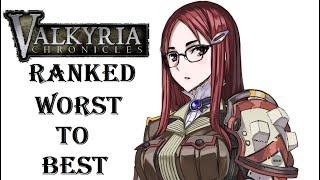 Top 5 Best Valkyria Games