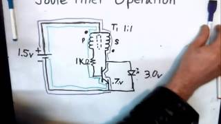 Joule Thief Operation