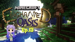 """ANCIENT ARTIFACTS"" Minecraft Enchanted Oasis Ep 13"