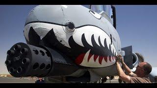 A-10 Gatling Gun, Biggest Gatling Gun of The USAF - GAU-8 Avenger Tankbuster