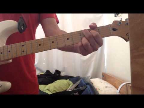 Pearl Jam - I Am Mine Guitar Cover