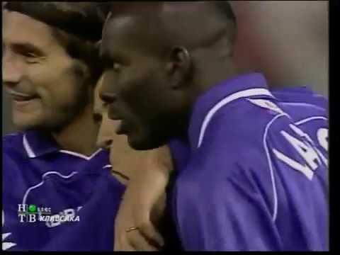 Fiorentina - Milan. Serie A-2000/01 (4-0)