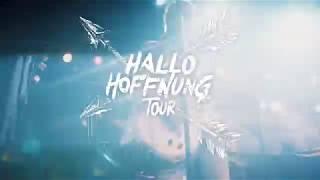 "ZSK ""Hallo Hoffnung"" Tour 2018/2019 - Tourtrailer"