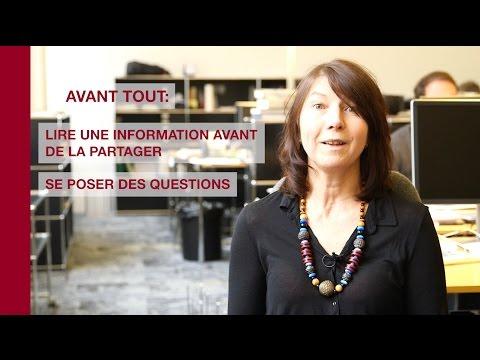 Dix conseils pour débusquer les fausses informations sur internet