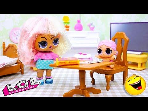 СМЕШНЫЕ Куклы ЛОЛ Сюрприз #36 | Мультики LOL Dolls Surprise