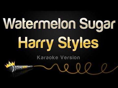 Harry Styles - Watermelon Sugar (Karaoke Version)