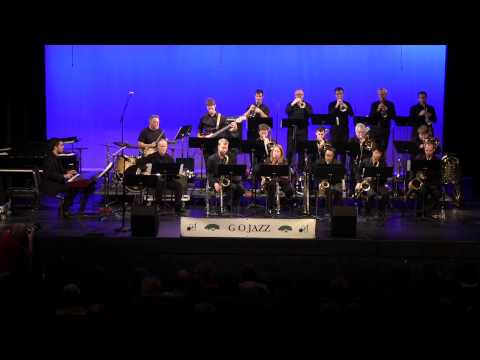 GO Jazz Big Band - Welcome to the Jungle