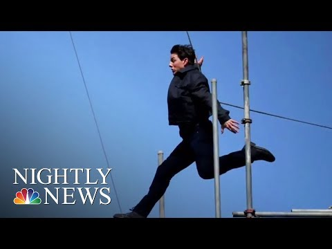 Hollywood Stunt Work: A Risky Business | NBC Nightly News