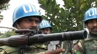 Bangladesh Army mission in ivory coast