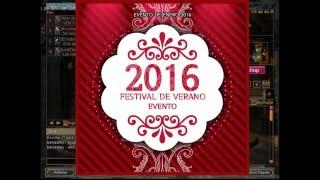 Rakion Latino - Evento de Verano 2016