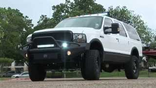 2004 Ford Excursion build excerpt from TV show. The Ultimate Tow Rig! NOW FOR SALE!
