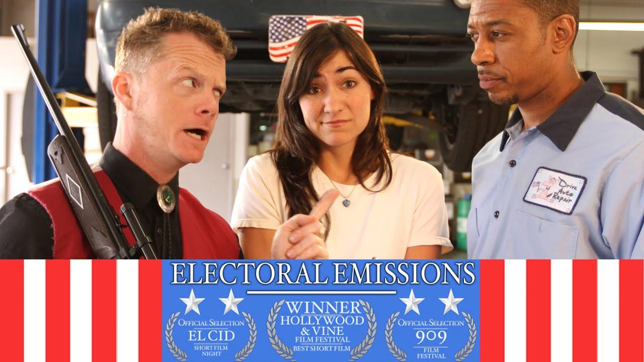 Electoral Emissions - Justin Welborn, America Young, Joe Holt