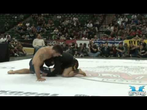 Robert Drysdale vs. Marcello Garcia ADCC 2007 Submission Gra