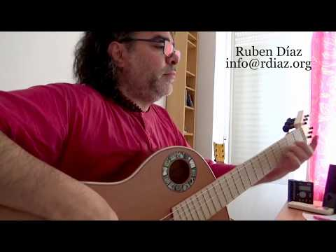 The negative side of going into negative harmony (theory of Ernst Levy) Ruben Diaz modern flamenco