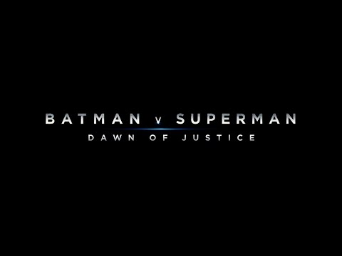 "Batman v Superman: Dawn of Justice - TV Spot ""Mercy"" (Fan Made)"