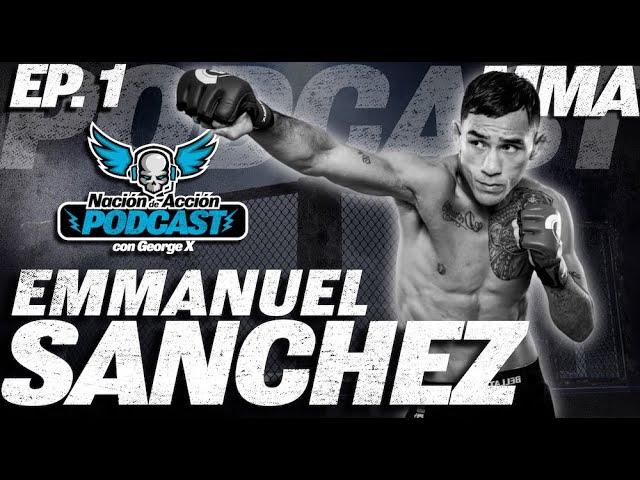 Nación de Acción con George X - MMA - Emmanuel