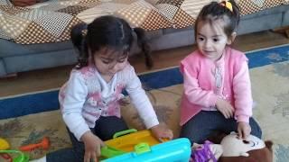 Niloya Çok Hasta 😨 Doktor Ebrar Niloyayı iyileştirebilecek mi? For Kids Video