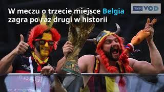 Mundial 2018 – Belgia vs Anglia – mecz o trzecie miejsce