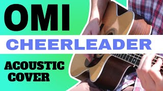 OMI - Cheerleader (Official Music Video Cover by Andy Scalise)