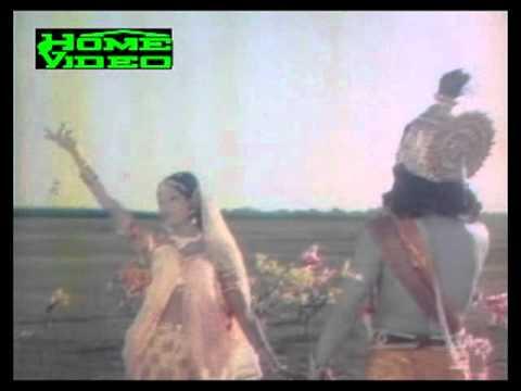 Sekhar Ghose & Vani Jayaram-'Chhada chhada mora anchala..' in 'Mathura Bijaya'