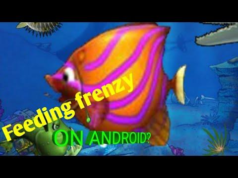 Cách tải và chơi Feeding frenzy trên Android (Feeding frenzy mobile)