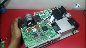 How to repair, fix Epson EX7200 Projector power problem