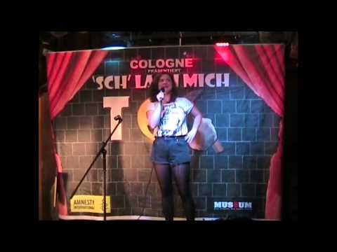Maike Greine Deutsch Comedian Radio Reporter