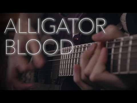 Bring Me The Horizon  Alligator Blood Guitar  Guitar Only