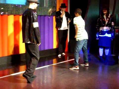 Madame Tussauds Michael Jackson 2