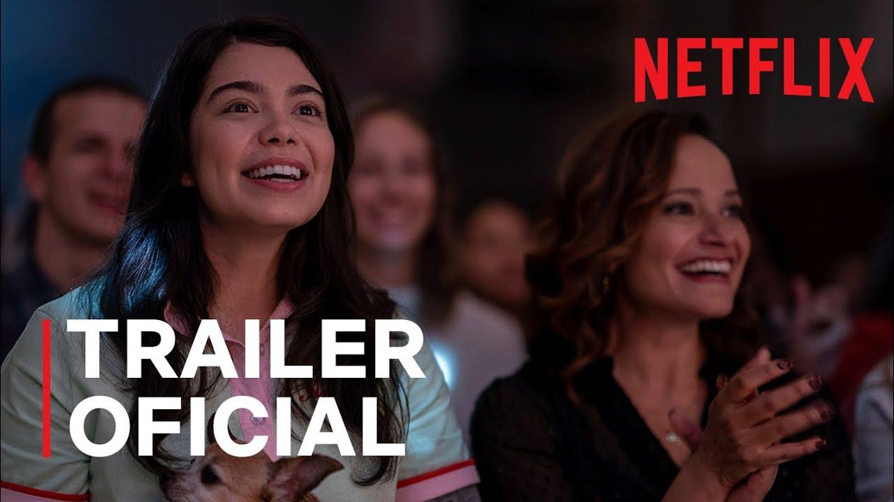 "Quase uma Rockstar | Baseado na obra ""Sorta Like A Rock Star"" | Trailer oficial | Netflix"