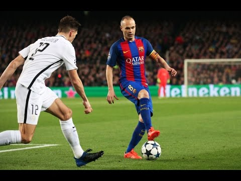 Andrés Iniesta - February & March 2017 Review