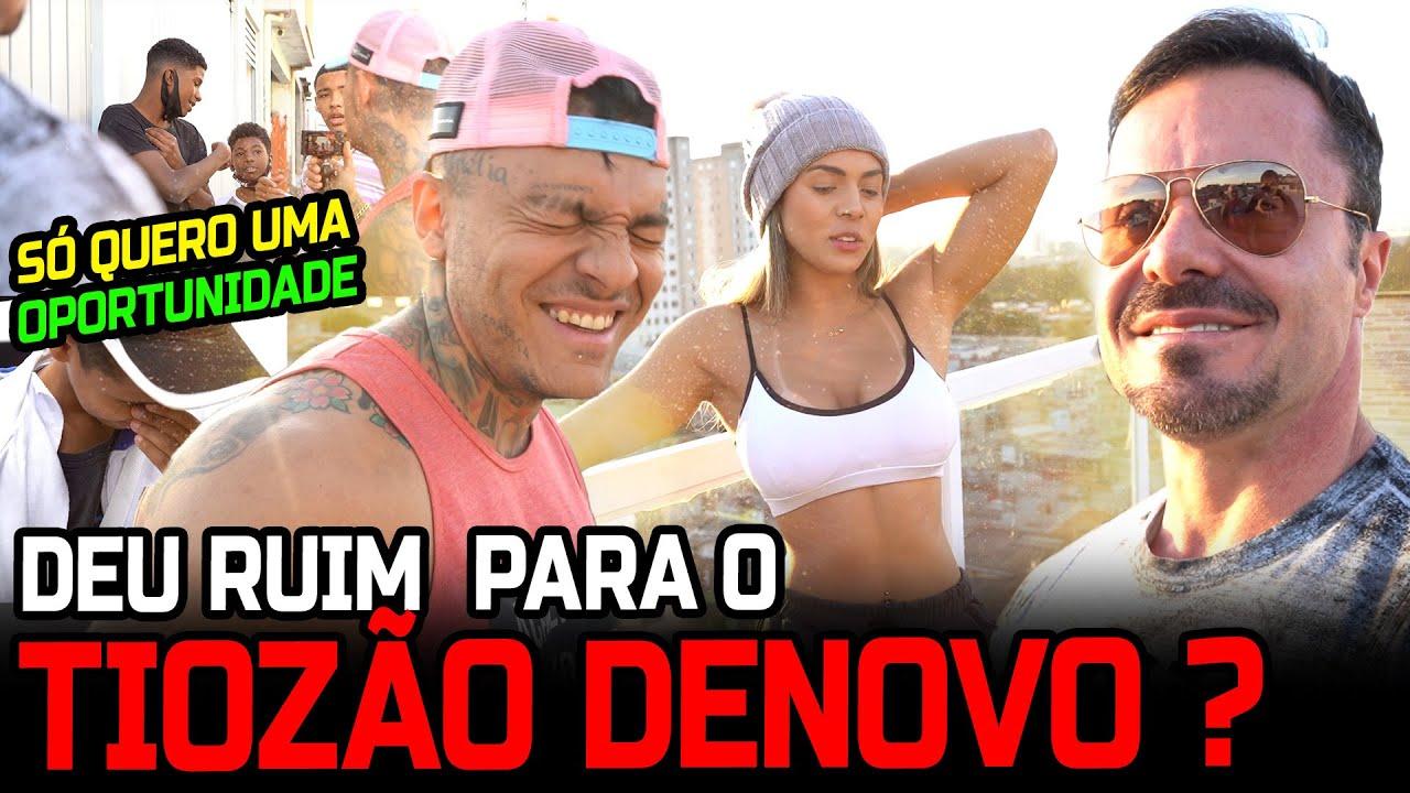 PASSEI UM DIA NA MANSÃO MAROMBA