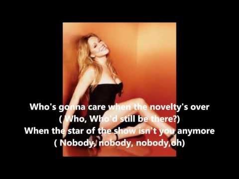 Clown- Mariah Carey (Lyrics)