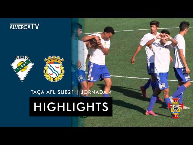 URD Tires 0-3 FC Alverca | Highlights