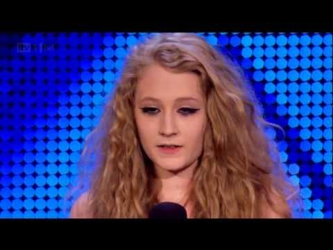 Janet Devlin I Dt Wanna Miss a Thing X Factor UK 2011 Bootcamp HDTV